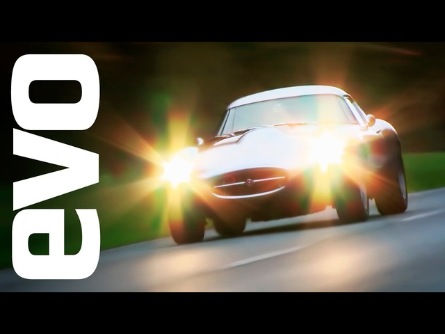 Eagle E-type Low Drag GT | evo TV