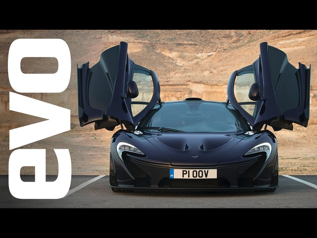 <em>McLaren</em> P1: technical analysis | evo DIARIES