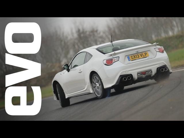 Toyota GT86 TRD v <em>Mazda</em> MX-5 BBR Turbo | evo TRACK BATTLES