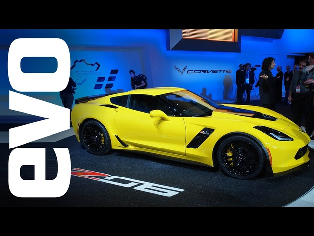 Corvette Z06 at Detroit 2014 | evo MOTOR SHOWS
