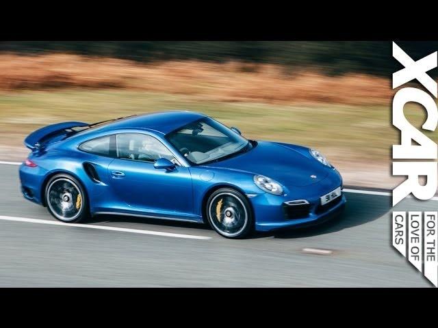 2015 <em>Porsche</em> 911 Turbo S Review: Video Game Fast -XCAR