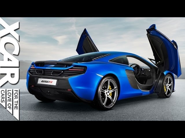 McLaren 650S: Looking Ferrari in the eyes - Geneva 2014 - XCAR