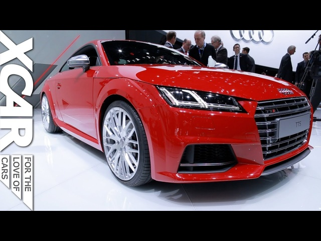 2015 Audi TT, what it is and where it came from - Geneva 2014 - XCAR