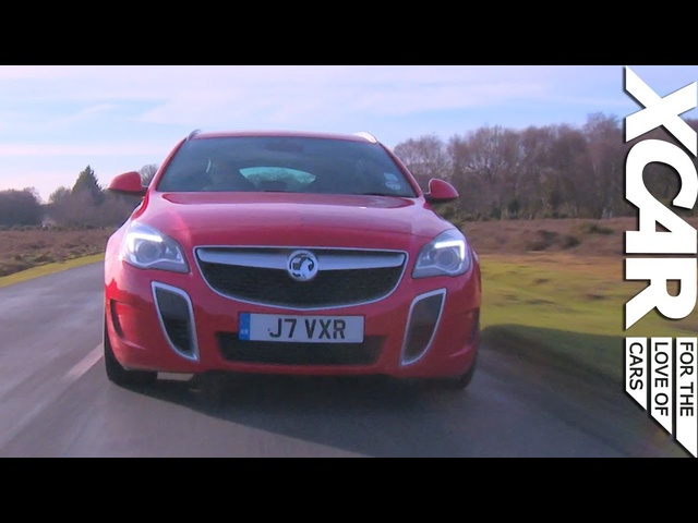 <em>Vauxhall</em> Insignia VXR Supersport: Understated grunt - XCAR