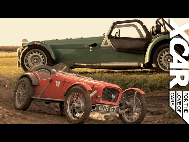 The Birth Of Lotus To The Caterham Seven 160: A Muddy Family Tree - XCAR
