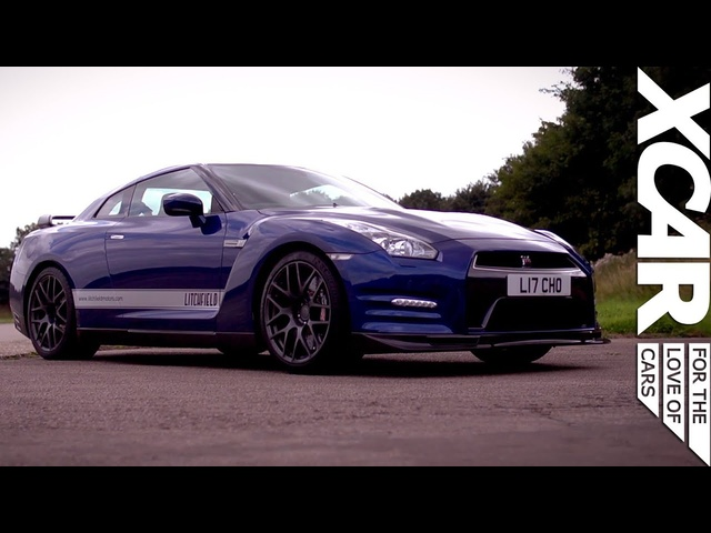 Litchfield GT-R: Powering Up The Nissan GT-R -XCAR