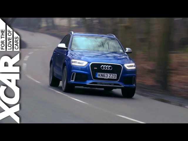 The <em>Audi</em> RS Q3: Should it be an RS? XCAR