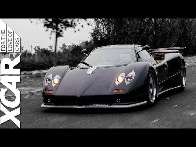 <em>Pagani</em> Zonda S 7.3: Taking a Drive with Horacio <em>Pagani</em> - XCAR