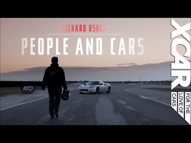 Building a Racetrack: The Richard Usher Story - XCAR