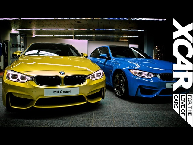 2015 <em>BMW</em> M3 and M4: Specs and Engine Noise - XCAR