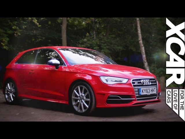Audi S3: Speed and Stealth