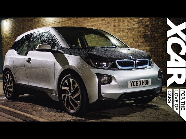 <em>BMW</em> i3: The Ultimate Electric Driving Machine? - XCAR