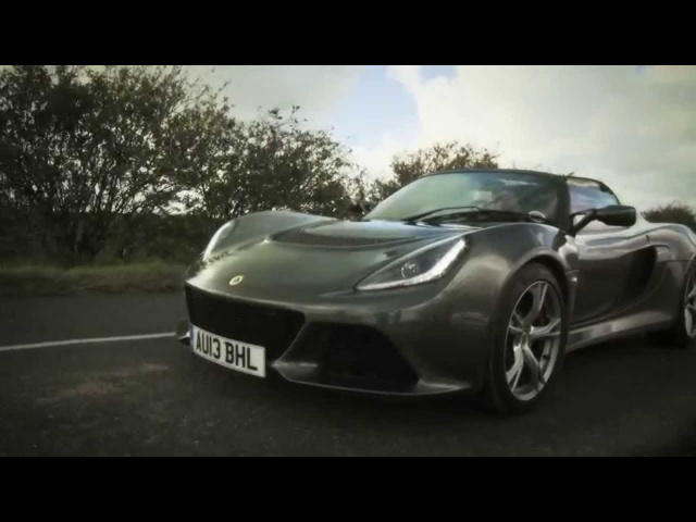 <em>Lotus</em> Exige S Roadster: Putting other Roadsters to Shame