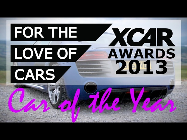 XCAR Awards 2013 - Car of the Year