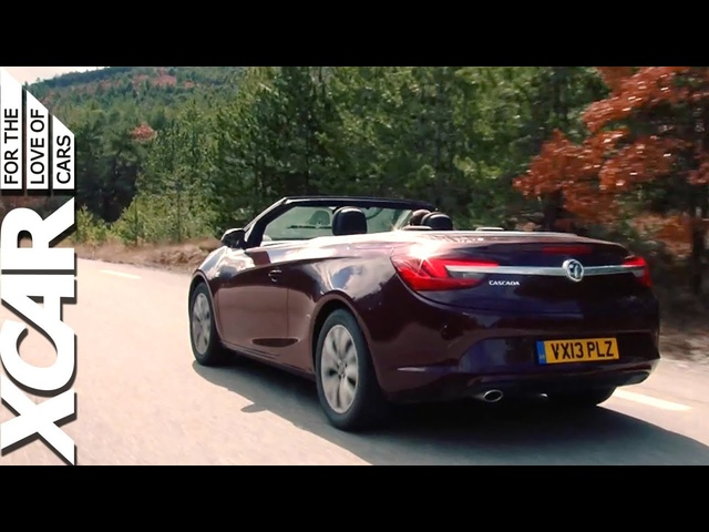 <em>Vauxhall</em> Cascada: Enough to put you off an Audi?