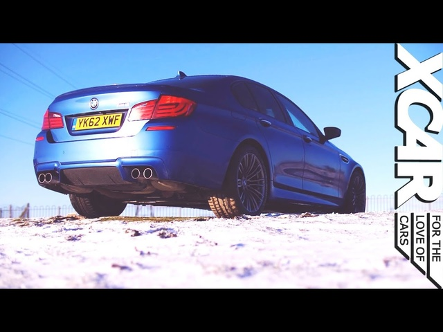 <em>BMW</em> M5: It's just right - XCAR
