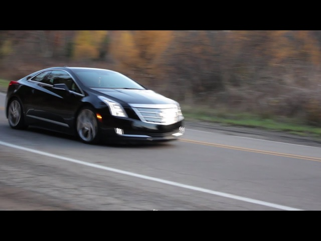 2014 <em>Cadillac</em> ELR - Road Test