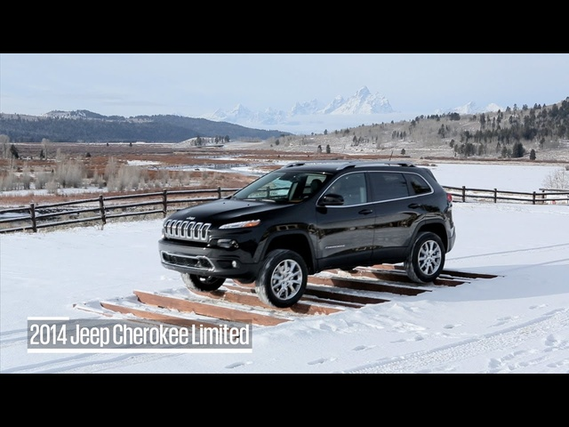 SPONSORED BY <em>JEEP</em>: Jackson Hole SUV Challenge - Ride and Handling Challenge