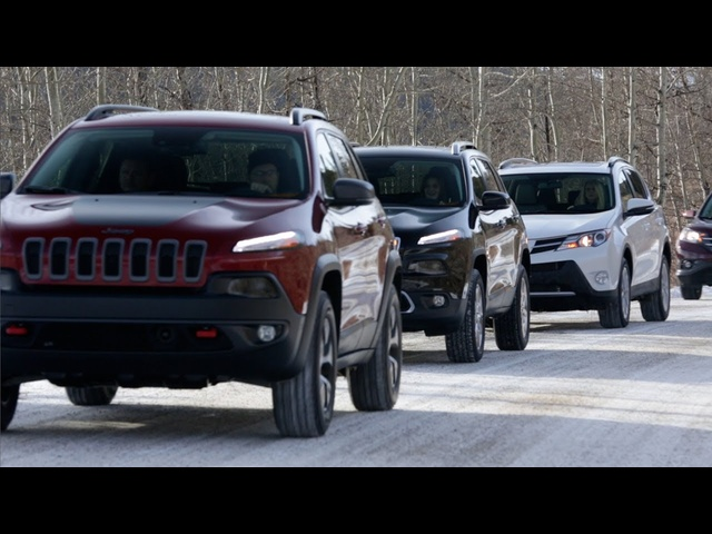 SPONSORED BY <em>JEEP</em>: Jackson Hole SUV Challenge - Safety Challenge