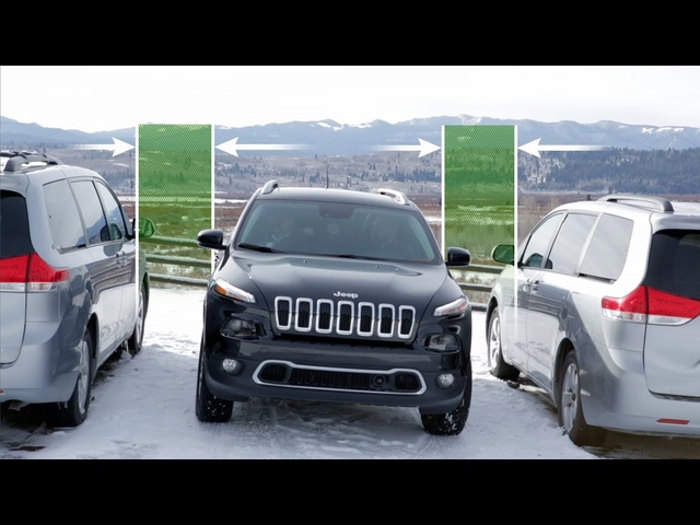 SPONSORED BY <em>JEEP</em>: Jackson Hole SUV Challenge - Technology Challenge