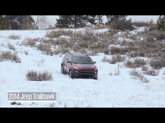 SPONSORED BY <em>JEEP</em>: Jackson Hole SUV Challenge - All-Weather Capability Challenge
