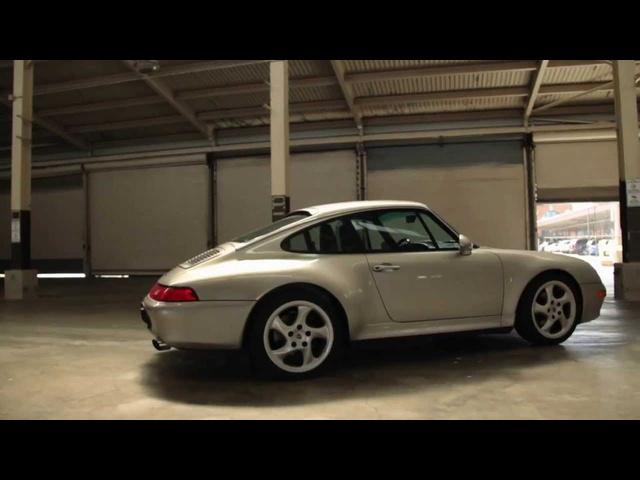 1998 Porsche 911 Carrera S -Up Close & Personal
