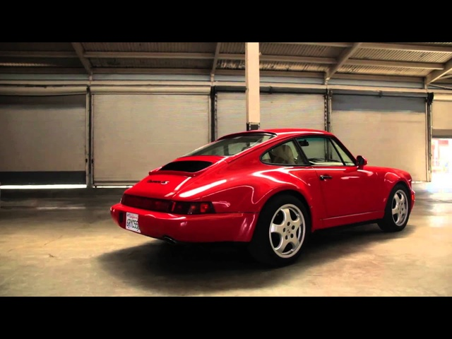 1994 Porsche 911 Carrera 4 - Up Close & Personal