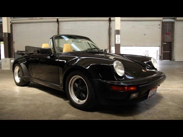 1986 Porsche 911 Cabriolet -Up Close & Personal