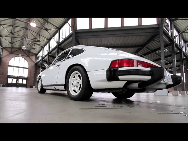 1974 Porsche 911 -Up Close & Personal