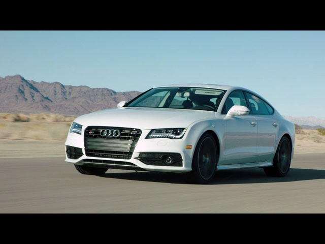 2014 <em>Audi</em> S7 Review - TEST/DRIVE