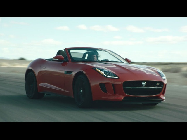 2014 <em>Jaguar</em> F-Type V8 S Review - TEST/DRIVE