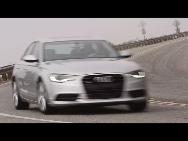2014 <em>Audi</em> A6 2.0T Premium Review - TEST/DRIVE