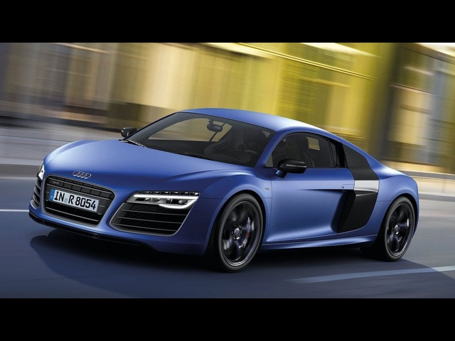 How to Build an <em>Audi</em> R8 V10 Plus - /INSIDE QUATTRO