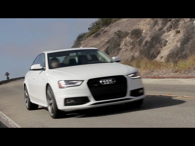2014 <em>Audi</em> A4 2.0T Review - TEST/DRIVE