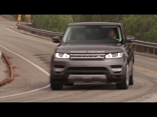 2014 Land <em>Rover</em> Range <em>Rover</em> Sport Review - TEST/DRIVE