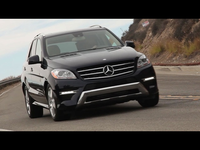 2014 <em>Mercedes</em>-Benz ML350 BlueTEC Review - TEST/DRIVE
