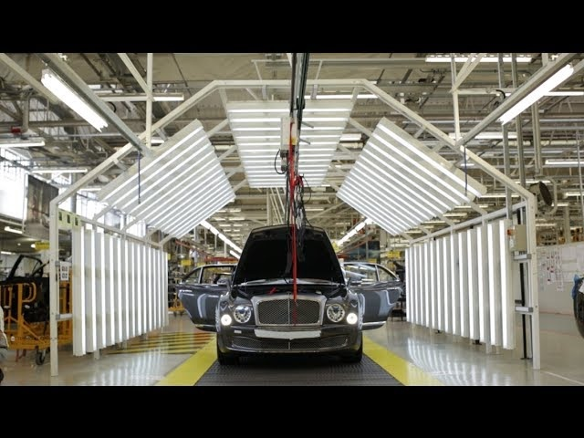Mulsanne Quality Control - /INSIDE <em>BENTLEY</em>