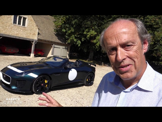 <em>Jaguar</em> Project 7 review