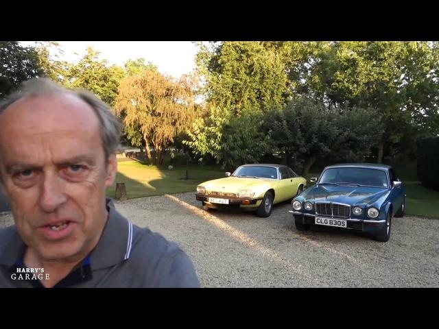 Harry's Garage launch video