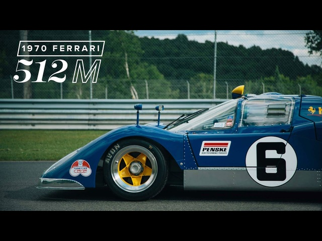 This <em>Ferrari</em> 512 M Changed the Racing World Forever