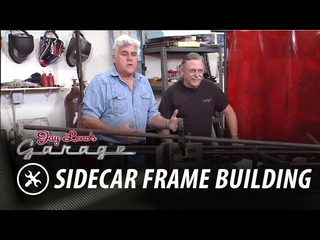 Sidecar Frame Building with Bernard Juchli -Jay Leno's Garage