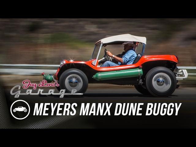 Meyers Manx Dune Buggy -Jay Leno's Garage
