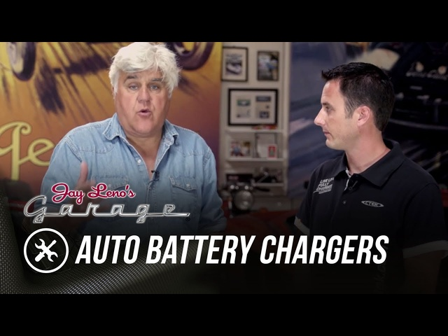 Automotive Battery Chargers -Jay Leno's Garage