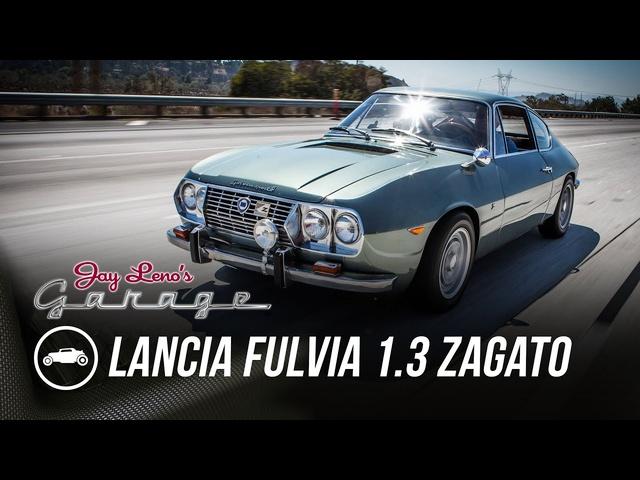 1967 Lancia Fulvia Sport 1.3 Zagato -Jay Leno's Garage