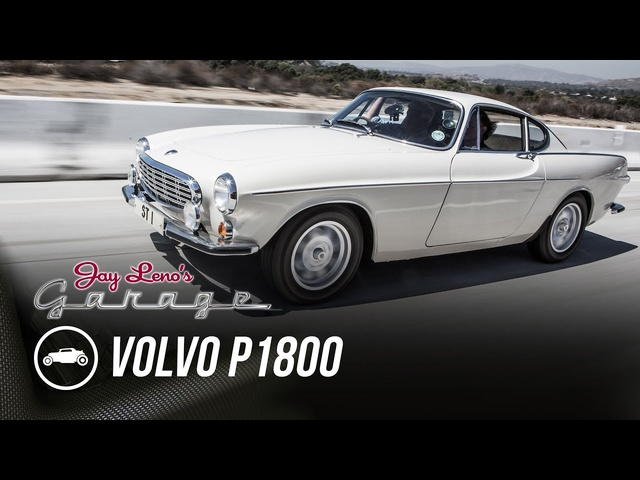 1967 Volvo P1800 from The Saint - Jay Leno's Garage