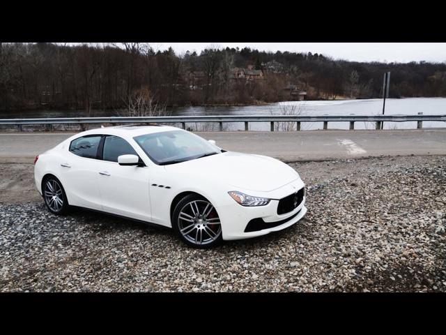 2014 Maserati Ghibli | AROUND THE BLOCK