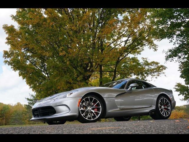 2014 Dodge Viper SRT GTS -TestDriveNow.com Review by Auto Critic Steve Hammes | TestDriveNow