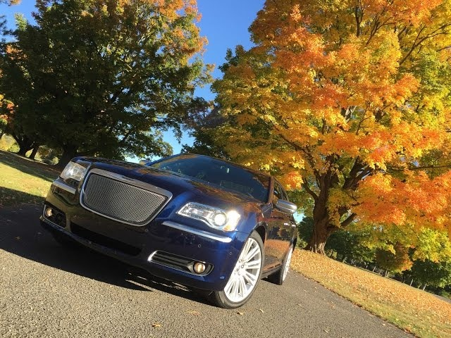 2014 Chrysler 300C John Varvatos Edition - TestDriveNow.com Review by Auto Critic Steve Hammes