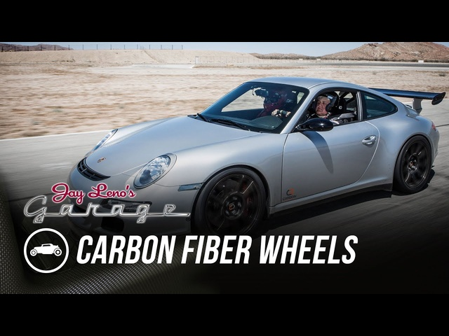 Carbon Fiber Wheels Road Test - Jay Leno's Garage