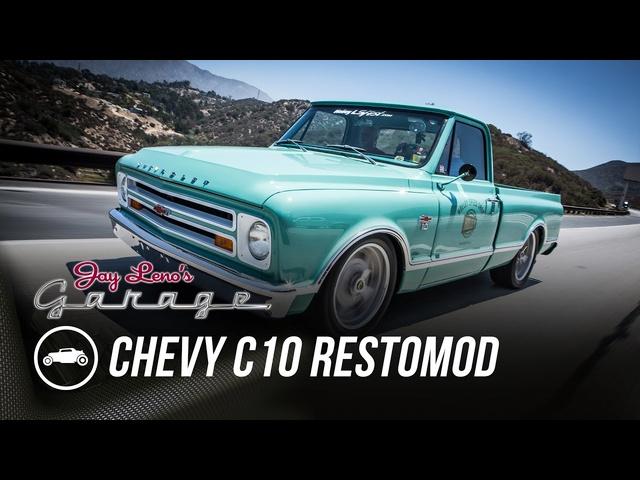 Holley 1967 Chevy C10 Restomod -Jay Leno's Garage